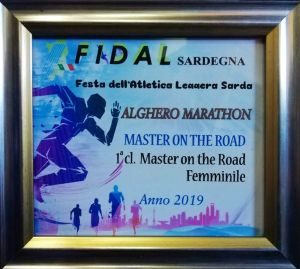 master on the road alghero maraton